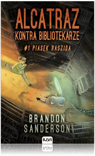 Piasek Raszida, Brandon Sanderson
