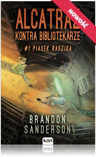 Piasek Raszida, Alcatraz kontra Bibliotekarze