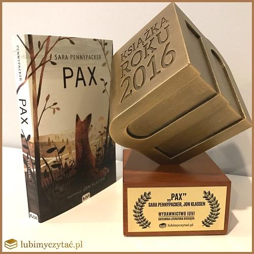 Nagroda dla Paxa